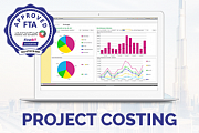 FirstBIT Accounting made better with new Project Costing feature