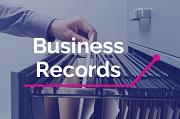 Keep Proper Business and Accounting Records